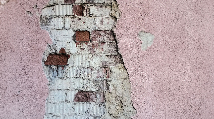plaster wall - The 4 Most Important Plastering Tricks for Newcomers