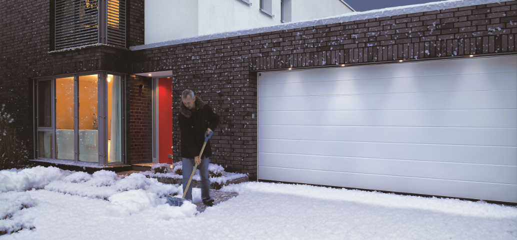 Insulated 2 1 - Why Consider Insulated Garage Doors?